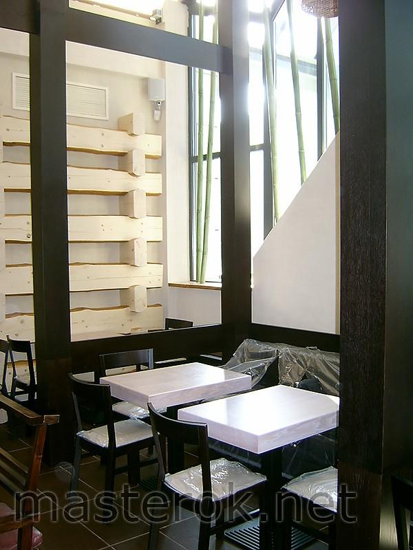 Ремонт кафе Маленькая Япония