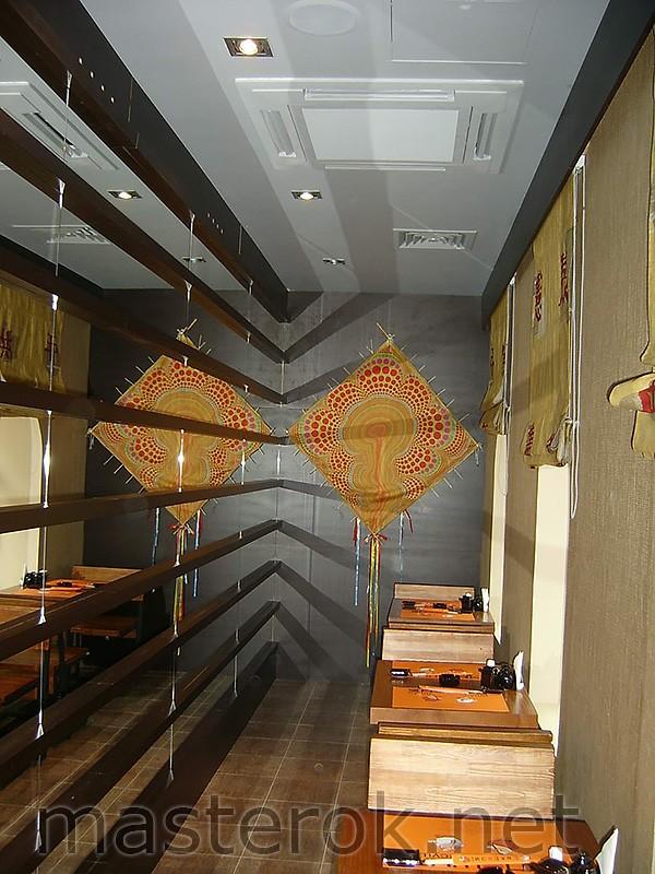 Ремонт кафе Япоша ул. Ладожская.