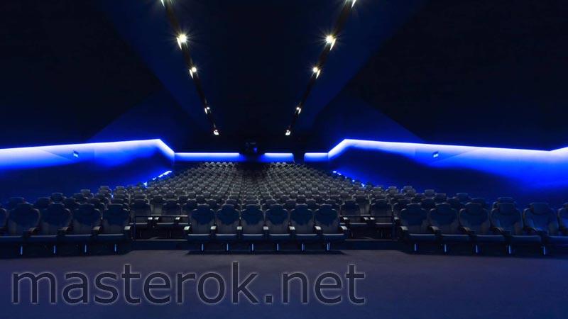 Ремонт кинотеатра
