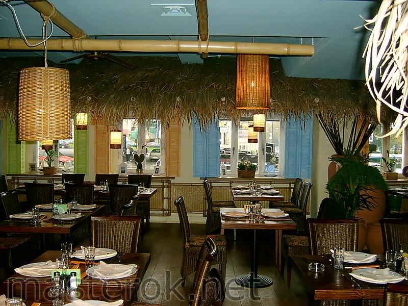 Ремонт ресторана Маркет.