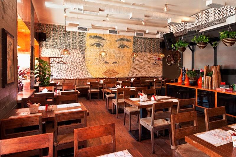 Ремонт ресторана Мама Тао