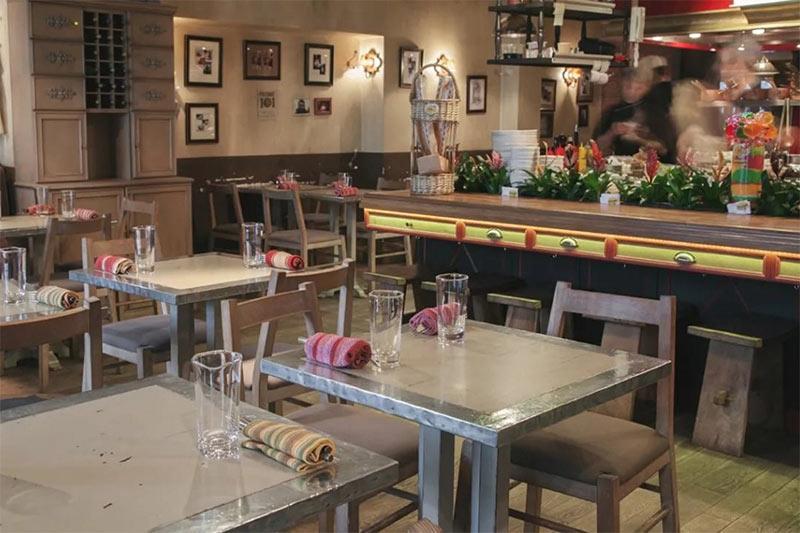 Ремонт ресторана Uilliam's