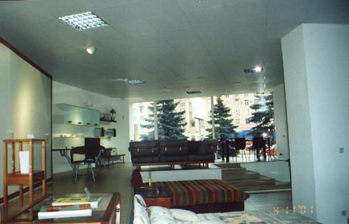 Ремонт мебельного магазина Стелс.