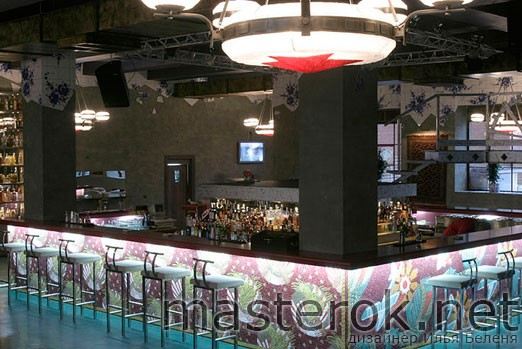 Клуб водка-бар